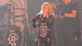 [HD] Arch Enemy - Revolution Begins LIVE! - São Paulo 25/11/2012