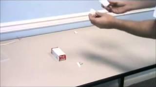 Honeywell 5816WMWH - How to Install the Door/Window Contact?