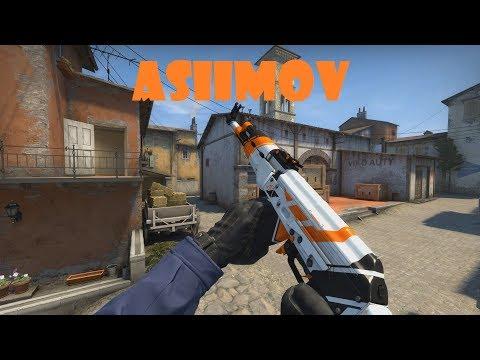 Asiimov AK47 Game Play Video