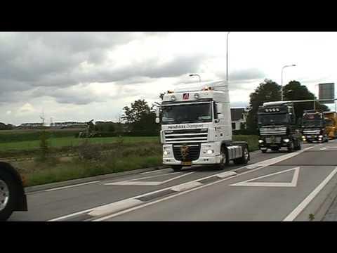 Gehandicaptenkonvooi Boxmeer 18-09-2011