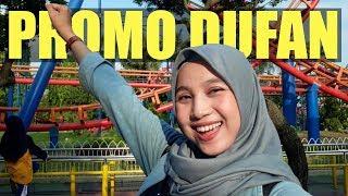 Keseruan Menikmati Promo Girl's Month di Dufan Ancol