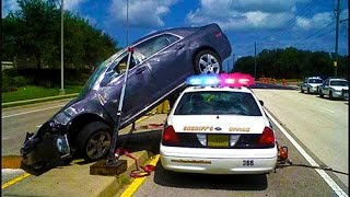 Most Furious Police Chase Crash Fails Compilation 2015