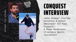Jamie Shawyer (LDNMovements) Interview With Shane MacDermott