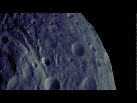 Dawn at Vesta - 8 months in orbit