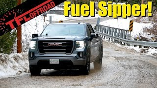 MPG Surprise! Can The 2020 GMC Sierra 3.0L Diesel REALLY Get Up To 30 MPG In The Real World?