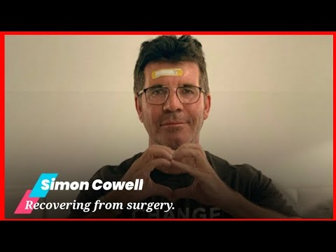 Simon Cowell is recovering from surgery after breaking back in accident. | 2020