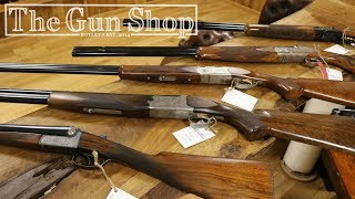 The Gun Shops Top 5 Shotguns for Game Shooting