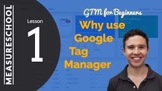 Quick Google Tag Manager Introduction | Lesson 1