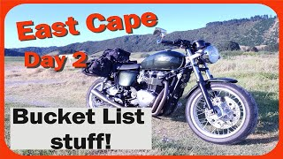 preview picture of video 'Motorbike trip East cape New Zealand Part 2'