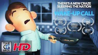 "**Award Winning** CGI 3D Animated Short  Film: ""Wake-Up Call""  - by Luke Angus Animation | TheCGBros"