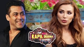 Iulia Vantur CONFESSES Her Love For Salman On Kapil Sharma Show