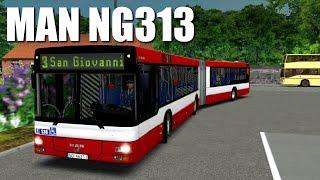 OMSI 2 - MAN NG313 / Merino