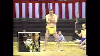 生ダラ相撲チャンピオンシップ七尾場所1995.1.11