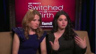 Их перепутали в роддоме, Switched at Birth - Integrating Sign Language