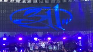 311 - Don't Stay Home (Drum Solo) & Applied Science