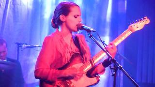Anna Calvi - Desire (Hard Club, 12 Setembro 2011)