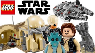 LEGO Star Wars UCS MOS EISLEY 2020! What To Expect?
