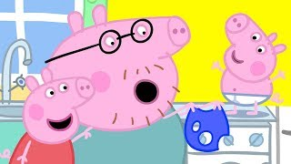 Peppa Pig Official Channel | George Pig's Perfect Day - George's New Clothes