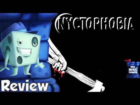 Nyctophobia Review - with Tom Vasel