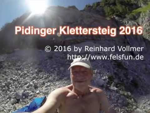 Normaler Klettergurt Für Klettersteig : Pidinger klettersteig