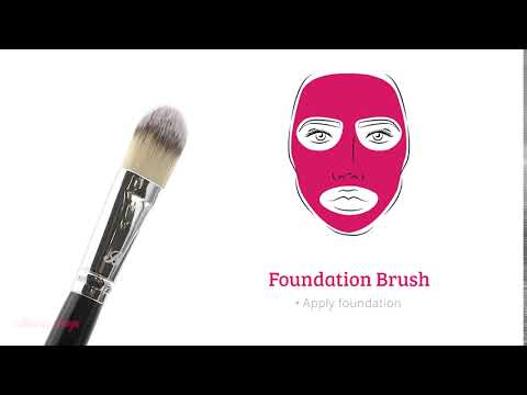 Boozyshop Boozyshop BoozyBrush Foundation Brush
