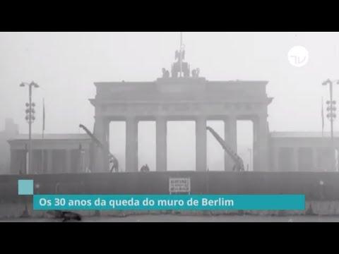 Câmara debate 30 anos da queda do Muro de Berlim - 11/11/19