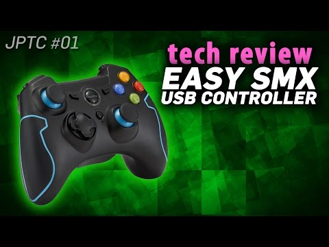 """NEW SHOW!! -- """"Easy SMX Gaming Controller"""" (Tech Review)"""