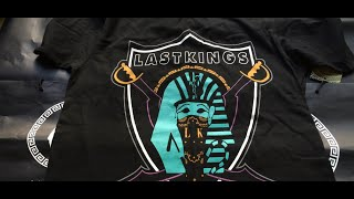 6ff80b3f8d2 Last Kings What I Bought From The Last Kings Store! 4 Last King Shirts