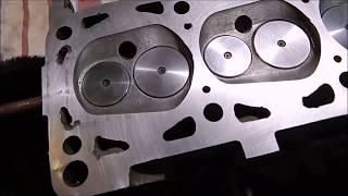 #2. VW Passat B3. Капремонт двигателя. Ремонт ГБЦ, сборка.