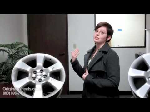 Matrix Rims & Matrix Wheels - Video of Toyota Factory, Original, OEM, stock new & used rim Co.