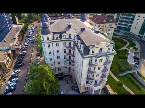 Старт продаж нового комплекса апартаментов в центре Сочи