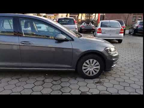 Video VW Golf VII Lim. Trendline BMT/Start-Stopp EU 6 WLTP