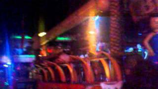 preview picture of video 'Bar street Agia Napa nightlife (Ayia Napa) Cyprus'