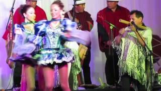 Los Karkjas Concierto En Vivo Con Bailarines