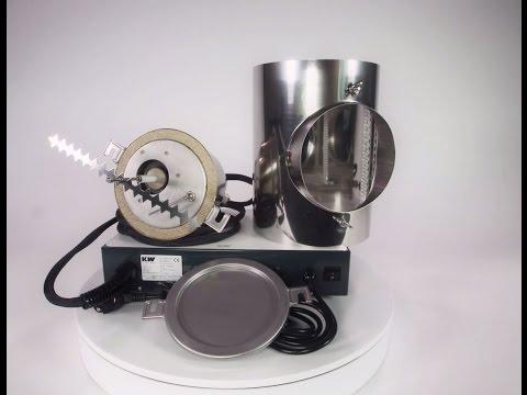 Kutzner + Weber Montage Partikelabscheider Airjekt 1