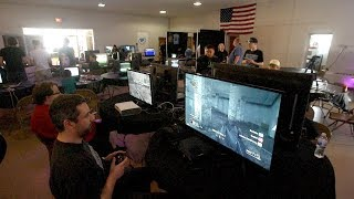 Retro video gamers invade Norwich