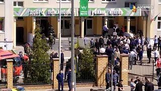 Atac cu focuri de armă într-o şcoală din Rusia; mai mulţi copii printre victime