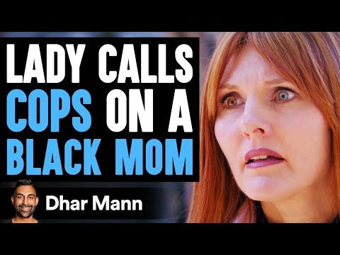 Lady Calls Cop On A Black Mom With A White Kid,