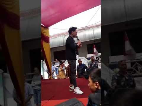 Syamsir KDI show bersama bayo Regar MALAPETAKA