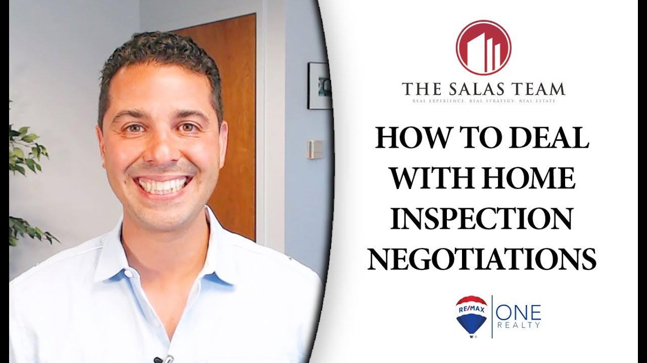 How to Deal with Home Inspection Negotiations