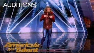 Alex Hooper: Professional Roaster Insults The AGT Judges - Americas Got Talent 2018