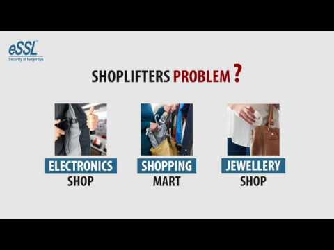 Anti Theft AM System For Shops