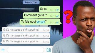 Comment Lire Un Message Supprimé Sur Whatsapp, Facile