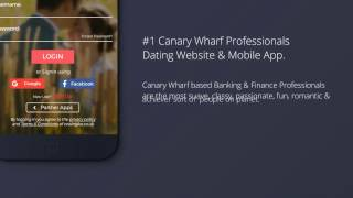 CWSingles - #1 Dating & Chat App for Canary Wharf London based Professionals