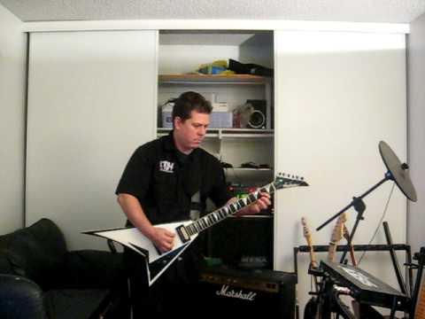 Steven Weiss: 2006 Jackson USA RR1 T Demo