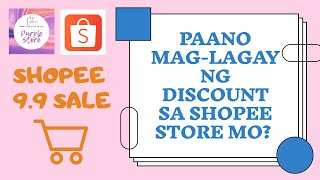 HOW TO PUT YOUR SHOPEE PRODUCTS ON SALE? / SHOPEE DISCOUNTS AND PROMOTIONS