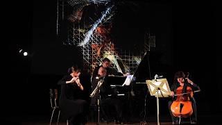 Bohuslav Martinu – Trio for flute, cello and piano. 3rd part. Zona Imaginarium