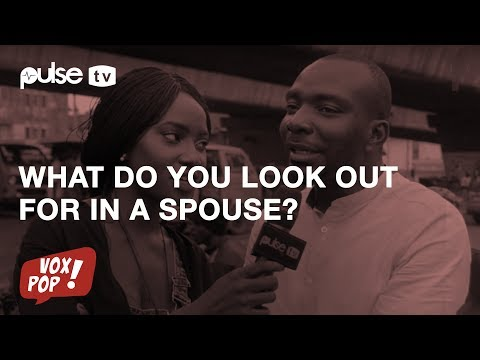 Vox Pop: What traits do people look out for before getting involved with anyone