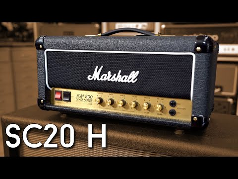 How good is it really? Marshall Mini JCM800 Review - SC20H