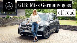 [오피셜] The New GLB – Miss Germany Goes Off-Road